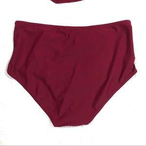 Swim - Women's Bikini Swimsuit Plus Size 14 High Waist